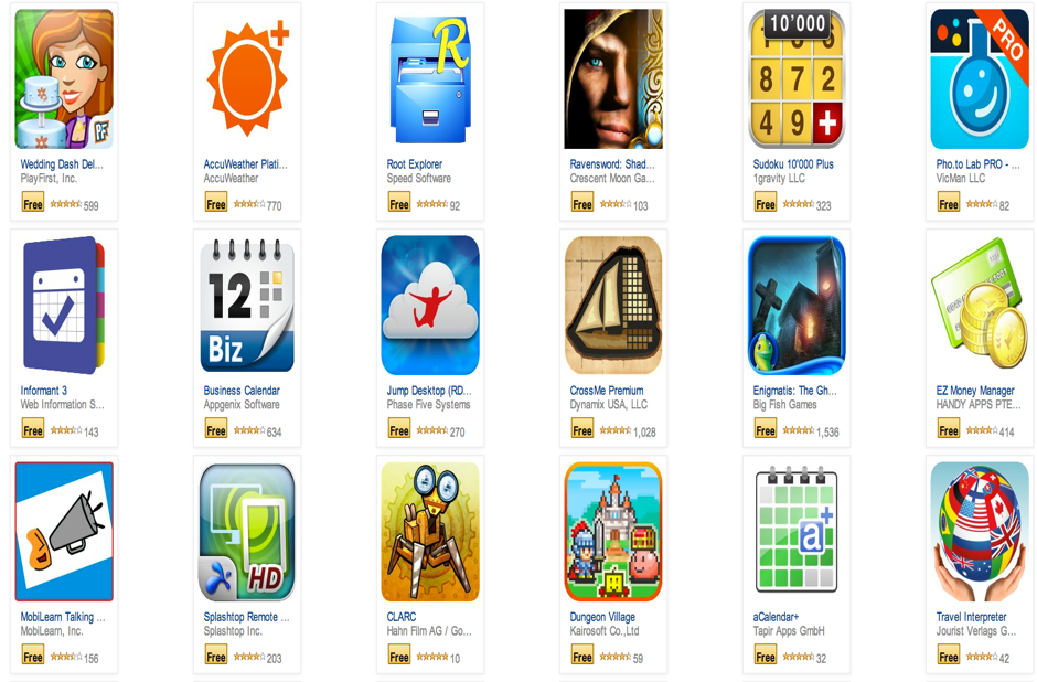 Best Hand-Picked Apps Divided in 35 Categories to Put You In Leisure