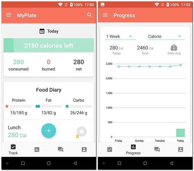 10 Best Calorie Counter Apps For iOS & Android