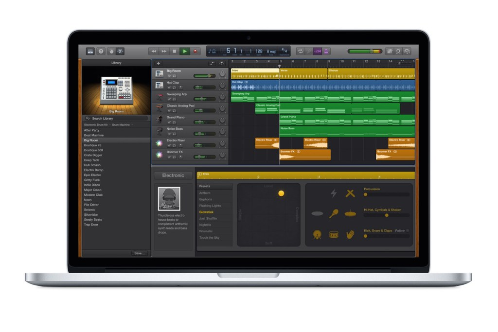 , What is GarageBand? How it Helps Produce Digital Music