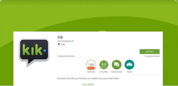 , KIK for PC – Free Messenger Download on Windows 7,8,10 (Updated 2020)